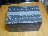 ソニースタイルの箱